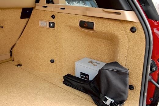 Установка сейфа в автомобиль